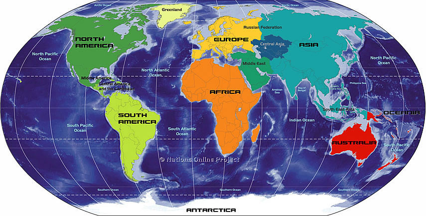 Urapdiba map of world with countries labeled world map gumiabroncs Images